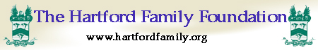 Hartford family Foundation, www.hartfordfamily.org banner